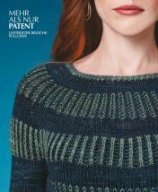 Strickanleitung - Mehr Als nur Patent - Gestreifter Brioche-Pullover - Designer Knitting 01/2019