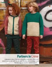 Strickanleitung - Partners in Crime - Fantastische Winter Strickideen - 05/2018