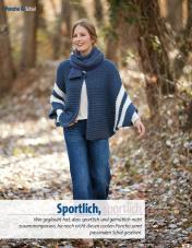 Strickanleitung - Sportlich, sportlich - Fantastische Winter Strickideen - 05/2018