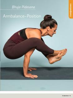 Yoga Anleitung - Bhuja Pidasana - Sportplaner - Yoga Guide 01/2019