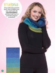 Strickanleitung - True Diva - Stricken mit Farbverlaufsbobbeln Vol. 3 - 01/2019