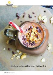Rezept - Aufwach-Smoothie zum Frühstueck - Healthy Vegan 01/2019