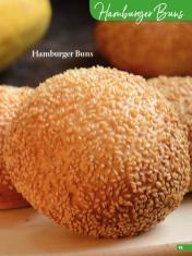 Rezept - Hamburger Buns - Simply Backen Sonderheft Brotdoc Vol. 2 - Heft 02/2019
