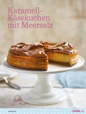 Rezept - Karamell-Käsekuchen mit Meersalz - Das große Backen - 12/2018