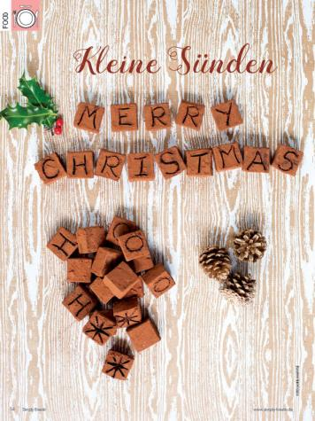 Rezept - Kleine Sünden - Simply Kreativ - 01/2019