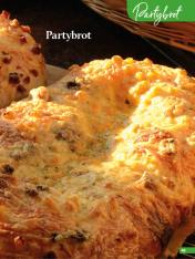 Rezept - Partybrot - Simply Backen Sonderheft Brotdoc Vol. 2 - Heft 02/2019