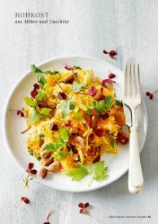 Rezept - Rohkost aus Möhre und Zucchini - Simply Kreativ healthy - Darm in Topform - 01/2019