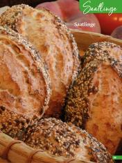 Rezept - Saatlinge - Simply Backen Sonderheft Brotdoc Vol. 2 - Heft 02/2019