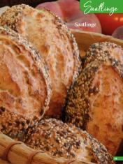 Rezept - Saatlinge - Simply Backen Sonderheft Brotdoc Vol. 2 - Heft 02/2019