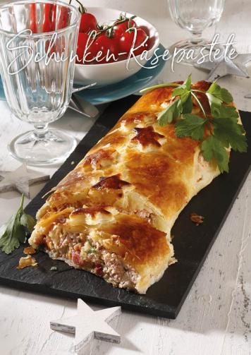 Rezept - Schinken-Käsepastete - Simply Kreativ Extra – Leckere Ideen für den Thermomix® 01/19