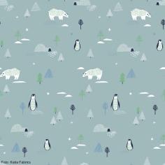 Katia Fabrics-North-Scape Landscape