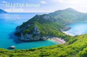Allstar-Retreat - Sportplaner Yoga-Guide Retreats 02/2019
