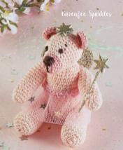 Häkelanleitung - Bärenfee Sparkles - Mini Häkeln Vol.6 – Teddybären 01/2019
