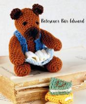 Häkelanleitung - Belesener Bär Edward - Mini Häkeln Vol.6 – Teddybären 01/2019