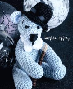 Häkelanleitung - Tanzbär Jeffrey - Mini Häkeln Vol.6 – Teddybären 01/2019