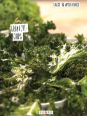 Rezept - Grünkohl-Chips - Simply Kochen Sonderheft Detox 01/2019