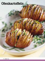 Rezept - Ofenkartoffeln - Healthy Vegan Sonderheft - Vegan - 01/2019