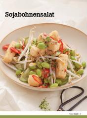 Rezept - Sojabohnensalat - Healthy Vegan Sonderheft - Vegan - 01/2019