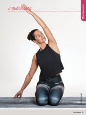 Yoga-Anleitung - Indudalasana - Sportplaner Yoga-Guide Retreats 02/2019