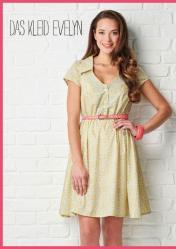 Nähanleitung - Das Kleid Evelyn B - Simply Nähen 02/2019