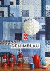 Nähanleitung - Denimblau - Simply Kreativ Patchwork + Quilting 02/2019