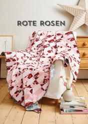 Nähanleitung - Rote Rosen - Simply Kreativ Patchwork + Quilting 02/2019
