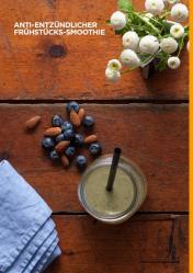 Rezept - Anti-entzündlicher Frühstücks-Smoothie - Simply Kochen Sonderheft Körper ohne Entzündungen 01/2019