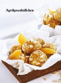 Rezept - Aprikosenbällchen - Simply Kochen Sonderheft Zuckerfrei 01/2019