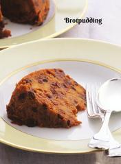Rezept - Brotpudding - Simply Kochen Sonderheft Zuckerfrei 01/2019