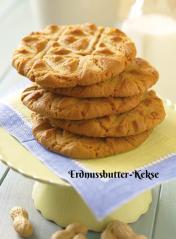 Rezept - Erdnussbutter-Kekse - Simply Kochen Sonderheft Zuckerfrei 01/2019