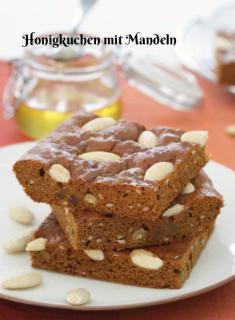 Rezept - Honigkuchen mit Mandeln - Simply Kochen Sonderheft Zuckerfrei 01/2019