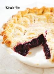 Rezept - Kirsch-Pie - Simply Kochen Sonderheft Zuckerfrei 01/2019