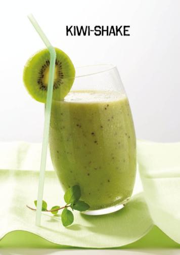 Rezept - Kiwi-Shake - Simply Kochen Sonderheft Paleo-Diät 01/2019