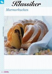 Rezept - Marmorkuchen - Das große Backen 02/2019