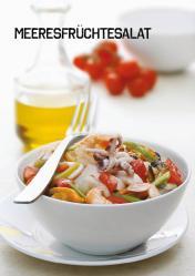 Rezept - Meeresfrüchtesalat - Simply Kochen Sonderheft Paleo-Diät 01/2019