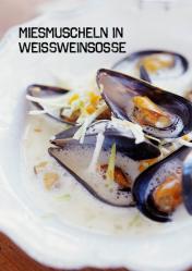 Rezept - Miesmuscheln in Weißweinsoße - Simply Kochen Sonderheft Paleo-Diät 01/2019