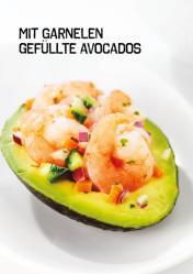 Rezept - Mit Garnelen gefüllte Avocados - Simply Kochen Sonderheft Paleo-Diät 01/2019