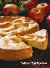 Rezept - Saftiger Apfelkuchen - Simply Kochen Sonderheft Zuckerfrei 01/2019
