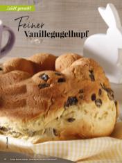 Rezept - Feiner Vanillegugelhupf - Simply Backen Special – Osterbacken mit dem Thermomix® 02/2019
