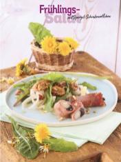 Rezept - Frühlings-Salat mit Spargel-Schinkenröllchen - Simply Kochen Sonderheft - Frühlingssalate