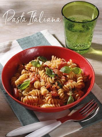 Rezept - Pasta-Italiana - Simply Kreativ Extra – Leckere Ideen für den Thermomix® 02/2019