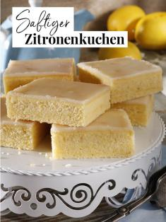 Rezept - Saftiger Zitronenkuchen - Simply Kreativ Extra – Leckere Ideen für den Thermomix® 02/2019