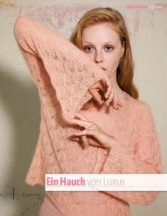 Strickanleitung - Ein Hauch von Luxus - Fantastische Frühlings-Strickideen 02/2019