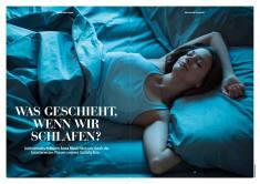 Was geschieht, wenn wir schlafen? - Galileo Sonderheft Schlaf Guide 01/2019