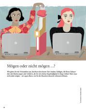 Mögen oder nicht mögen...? - New Spirit 03/2019