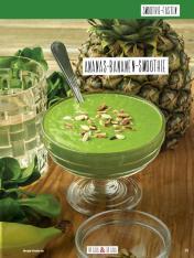 Rezept - Ananas-Bananen-Smoothie - Simply Kochen Sonderheft Basenfasten mit Andrea Sokol