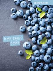 Rezept - Frozen-Joghurt-Beeren - Simply Kochen Sonderheft - Ernährung in der Schwangerschaft - mit Nina Kämpf von Mamaaempf