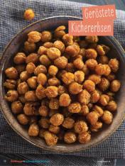 Rezept - Geröstete Kichererbsen - Simply Kochen Sonderheft - Ernährung in der Schwangerschaft - mit Nina Kämpf von Mamaaempf