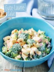 Rezept - Gute-Laune-Salat - Simply Kochen Sonderheft - Ernährung in der Schwangerschaft - mit Nina Kämpf von Mamaaempf