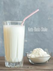 Rezept - Keto-Basis-Shake - Bewusst Low Carb Sonderheft Keto